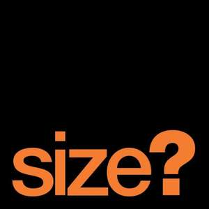 Free delivery on all orders @ Size?