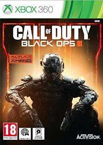 [Xbox 360] Call Of Duty: Black Ops 3(Inc Black Ops 1 Code) (Amazon £5.46 Prime/£7.45 Non-Prime)