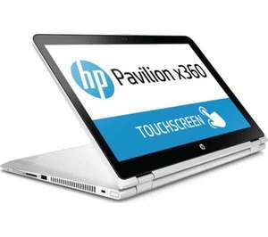"HP Pavilion x360 15-bk056sa 15.6"" 2 in 1 - £399 @ PC World"