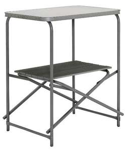folding table for camping bbq £14.99 @ Argos