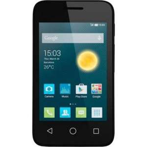 """Alcatel Pixi 3 3.5"""" Blue - 5£less then previos deal from EE £15 PAYG + delivery @ Sainsburys Mobile"""