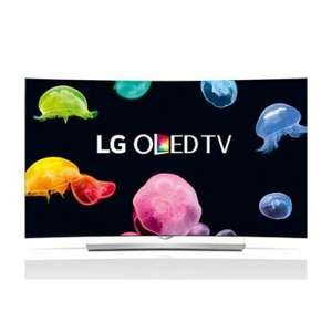 "LG 55EG960V Curved 4K Ultra HD OLED 3D Smart TV, 55"" with Freeview HD, Built-In Wi-Fi, Harman/kardon Audio & 2x 3D Glasses £1799.00 @ John Lewis"