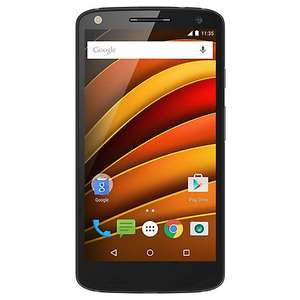 Moto X Force and FREE Moto 360 Sport Smart Watch £479.99 John Lewis