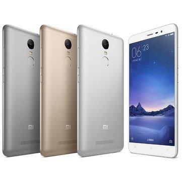 Xiaomi Redmi 3 Pro 5 Inch Fingerprint 3GB RAM 32GB ROM Snapdragon 616 Octa-core 4G Smartphone -  £113.69 Banggood