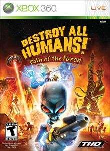 [XBOX360] Destroy All Humans! Path of the Furon (Deals with Gold)