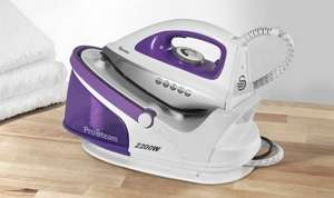 Swan Steam Generator Iron - £37.99 Delivered (£27.99 For New Customers) @ Groupon