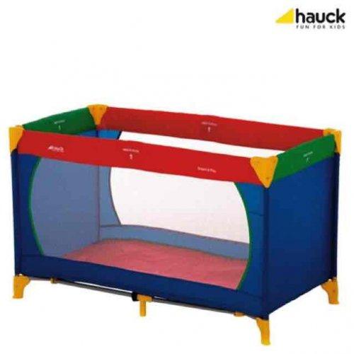 Hauck travel cot £9.99 @ Aldi -  Romiley