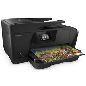 HP Officejet 7510 All-in-One Wireless A3 Inkjet Printer with Fax £74.99 @ Staples (Potentially £41 after £25 HP Cashback, £5 Staples coupon and Quidco)