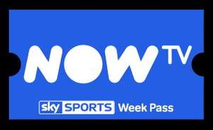 Free Now TV sky sports week pass for npower customers