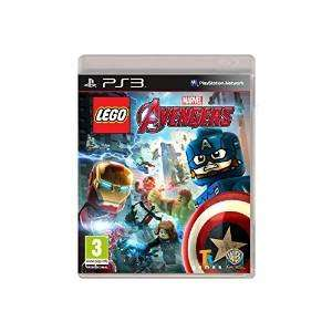 PS3 Marvel Lego Avengers £16.99 (Prime) / £18.98 (non Prime) @ Amazon