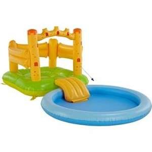 Castle Bouncer Ball Pit and Pool Half Price now £24.99 / Activity Pool Play Centre now £19.99 / Frog Baby Pool and Ball Pit £5.49 C+C @ Argos