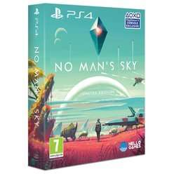 No Mans Sky Limited Edition £69.99 GAME - Back in stock