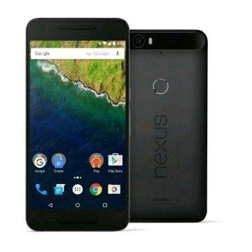 Huawei Google Nexus 6P 32GB 4G LTE SIM FREE/ UNLOCKED - Black - £329.99 eglobalcentral