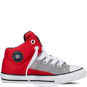 EDIT 15/8 > EXTRA 25% Off ALL SALE with code + FREE Delivery @ Converse ie Chuck Taylor All Star High Street Junior / Youth was £40 now £14.99 Del