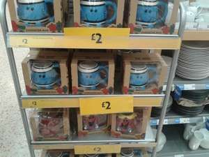 3D Mr Men/Little Miss Mugs £2 @ Morrisons
