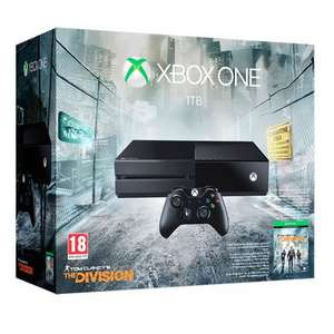 Xbox One 1TB Tom Clancy's The Division Console Bundle £219.99 @ Smyths Toys