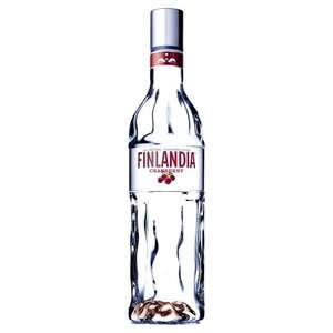 Finlandia Cranberry Vodka (37.5%) 700ml £8.14 (Lime flavour £8.92) / Eristoff Premium Vodka (37.5%) 700ml £9.13 / Flash Clean and Shine Spray 39p @ Amazon Pantry (+£2.99 box delivery)