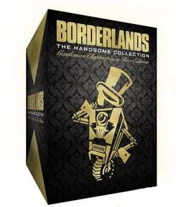 Borderlands: The Handsome Collection - Gentlemen claptrap-in-a-box @ Amazon via Rush Gaming
