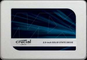 "Crucial MX300 275GB SATA 2.5"" Internal SSD £63.59 @ Crucial"