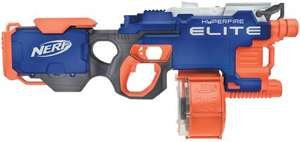 Nerf N-Strike Elite Hyperfire £34.50 @ Tesco