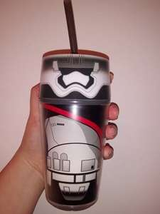 Star Wars: The Force Awakens Insulated Tumbler with Straw £1.00 @ Home Bargains