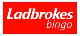 Ladbrook bingo £30 cashback for £10 spend via quidco