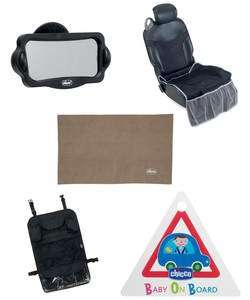 Chicco Car Travelling Kit- 4 essential items was £19.99 now £8.99 @ Argos