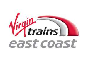 Virgin Train East Coast 500,000 tickets at 50% off + £5 cashback on all bookings via Earnway