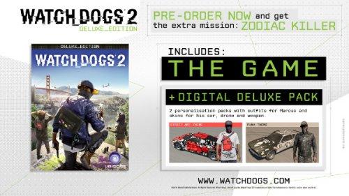 Watchdogs 2 Deluxe Edition PC £39.99 @ Origin