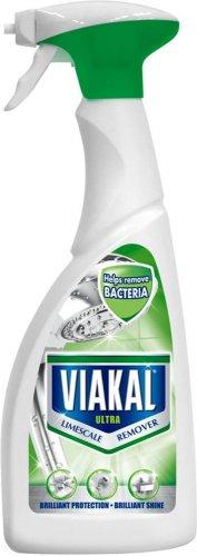 Viakal Limescale Remover Spray Kitchen & Bathroom Cleaner (500ml) £3.20 any 2 for £4.00 Viakal Ultra Limescale Remover Spray Kitchen & Bathroom Cleaner (500ml) was £3.36 now 2 for £4.00 @ Waitrose