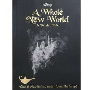Disneys A Whole New World: A Twisted Tale £4.99 at HMV (£10+ Amazon etc)