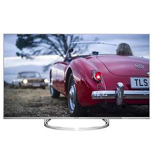 Panasonic Viera TX-58DX750 HDR 3D Smart Ultra HD LED TV £1049 @ John Lewis + reg. free for 5yr Warranty with Panasonic