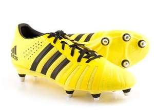 Bright Yellow adidas FF80 Pro 2.0 XTRX Soft Ground Rugby Boots £79.99 @ Rugby Store