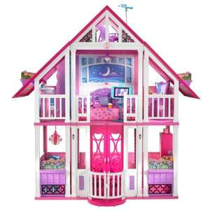 Barbie malibu beach house £50 @ Smyths