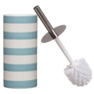 Stripe Toilet Brush & Holder £1 @ B&M