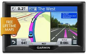 "Garmin nuvi 55 LM 5"" Sat Nav from Halfords at £59.50"