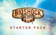 Bioshock Infinite Starter Pack Inc All DLC (Steam) £6.19 @ MacGamesStore (Season Pass £3.87)