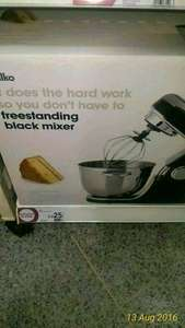 Wilko Freestanding mixer - £25. Reduced from £100.