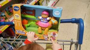 toot toot friends pony and rider £6 @ Tesco - Mansfield