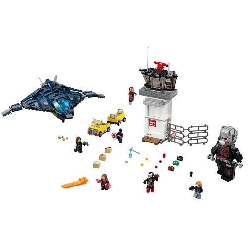 LEGO Marvel Super Heroes Captain America Super Hero Airport Battle (76051) £47.23 @ ToysRus - free c&c