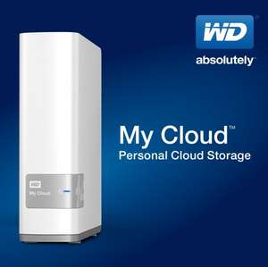 My Cloud 3TB (Recertified) £64.99 delivered @ Western Digital