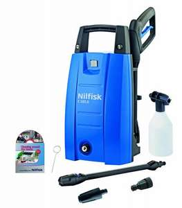 Nilfisk C105 6-5 Pressure Washer with 1400 W Motor £44.99 Amazon