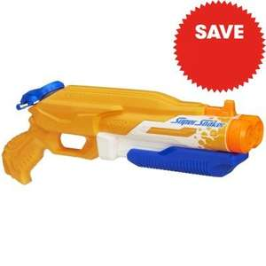 Nerf Supersoaker Double Drench £9.98 | JTF