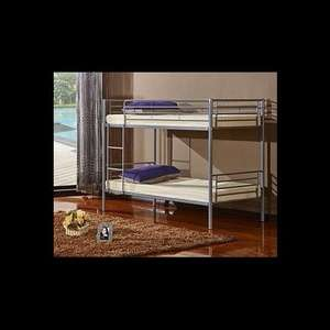 Metal bunk beds at £69.99 Tesco