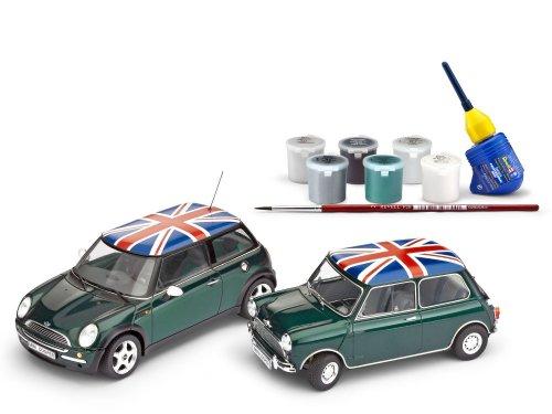 Revell Mini Cooper Gift 1/24th Scale Plastic Model Set £10.25 (Prime) / £15 (non Prime) @ Amazon