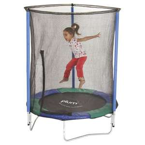 Plum junior trampoline £30 in-store at tesco