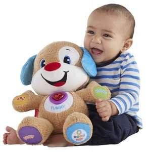 Fisher-Price Laugh and Learn Puppy £10 @ Tesco Direct (Possibly instore too or +£2 C+C unless you have Del Saver)