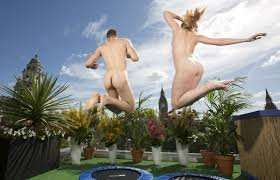 'Spectacular views': London gets its first ever naked sun terrace  @ NowTV