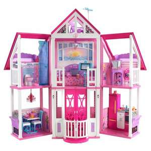 Malibu Barbie dream house £50 smyths toys - free c&c