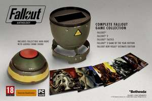Fallout Anthology - Collector's Edition (PC/Steam) £37.95 Delivered @ Games Direct Limited via eBay